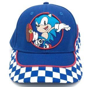 Sonic the Hedgehog adjustable hat video games sega